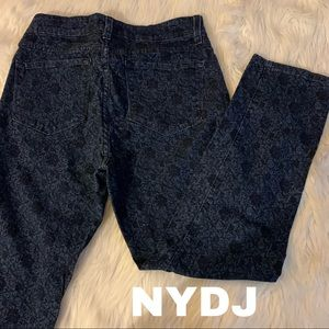 NYDJ Not Your Daughters Jeans size 10 ankle skinny